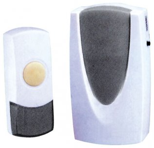 QH-925AC Campanello Wireless 230 VAC