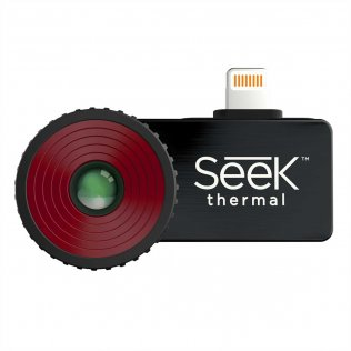 Seek CompactPRO Termocamera 320x240 per iPhone