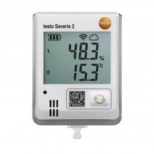 Testo Saveris 2-H1 Data Logger WiFi Temperatura e Umidità 0572 2034