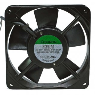 Sunon DP201AT2122HBL.GN Ventilatore 120X120x25 230VAC su Cuscinetto a Sfera