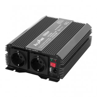 Alca Power IRS1000-24 Inverter Soft Start 1000 Watt 24VDC - 230VAC
