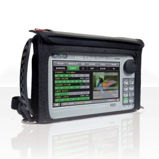 "Rover HD Tab 700 Plus Misuratore di Campo Professionale con display 7"" Touchscreen ed Ingresso Ottico"