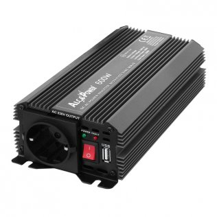 Alca Power IRS600-12 Inverter Soft Start 600 Watt 12VDC - 230VAC