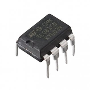 STMicroelectronics TL081CN Amplificatore Operazionale JFET Singolo DIP-8