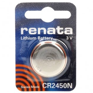 Batteria al litio Renata CR2450N