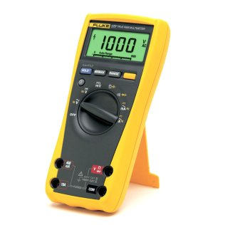 Multimetro digitale TRMS Fluke 177 con display retroilluminato