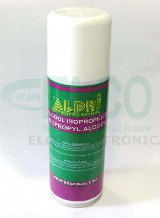 Alcool Isopropilico 200ml