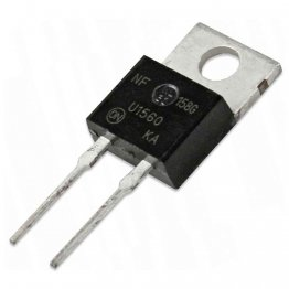MUR1560G diodo ultrafast 15A 600V TO220 ON Semiconductor
