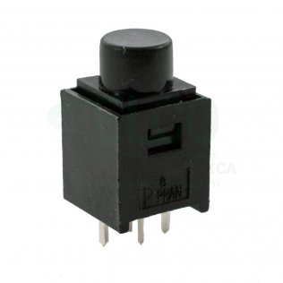 Pran 30-200+K4120 Key Switch con pulsante diametro 7mm