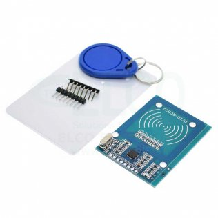 RC522 Kit Lettore RFID Reader per Arduino