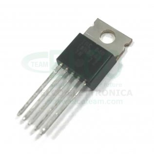 IRC840 Transistor Power MOSFET Canale N 8A 500V 0,85 Ohm