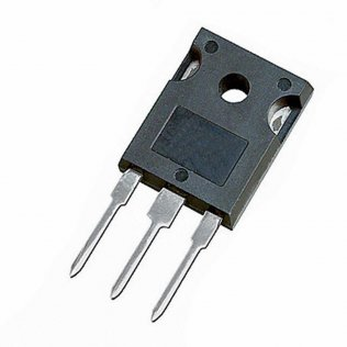 IRFP044N Transistor Power MOSFET Canale N 53A 55V 0,020 Ohm