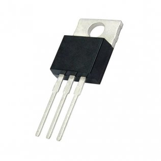 IRFZ44N Transistor Power MOSFET Canale N 49A 55V 0,0175 Ohm