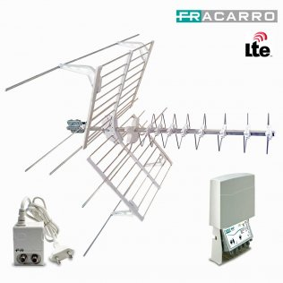 Kit Antenna Digitale Terrestre Fracarro KIT 13 EVO 217945