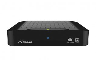 Android TV Box 4K Ultra HD Strong SRT 2023 IP Box