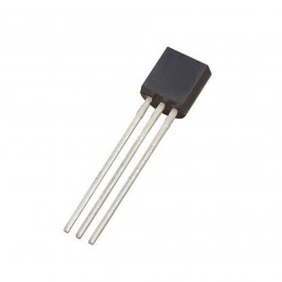2N3819 Transistor JFET Canale N 10mA 25V TO92