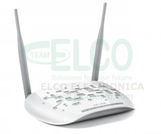 Tp-Link TL-WA801ND - Wireless Access Point N 300Mbps