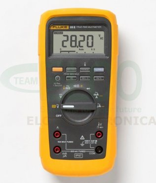 Multimetro Digitale Fluke 28-II Heavy Duty