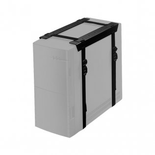 Supporto da scrivania per PC NewStar CPU-D025BLACK