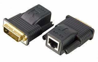 Aten VE066 Mini estensore video DVI Over Cat5e/6 (20m)