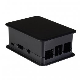 TEK-RPI-XL.9 Case XL colore nero per Raspberry Pi model B+ e Raspberry Pi 2