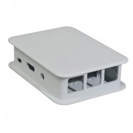 TEK-BERRY3.40 Case grigio per Raspberry Pi 3 model B