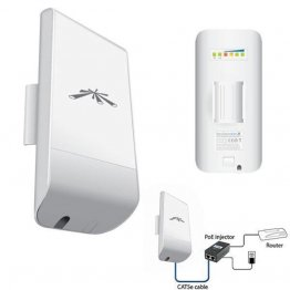 Ubiquiti NanoStation Loco M2 Indoor/Outdoor airMAX® CPE