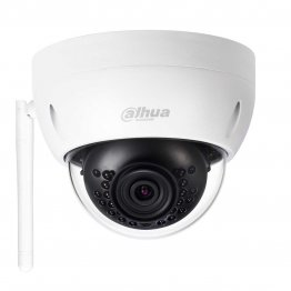 Telecamera IP Mini Dome Antivandalo 2MP WiFi Dahua IPC-HDBW1235E-W