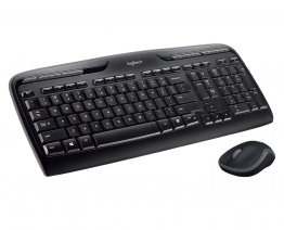 Logitech MK330 Wireless Combo Set, USB, Plug and Play