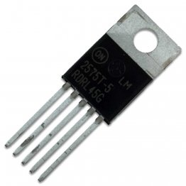 LM2575T-5G Regolatore Switching Buck (Step Down) 5V 1A 52kHz TO-220-5 ON Semiconductor