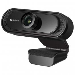 Sandberg USB Webcam 1080P Saver con Microfono