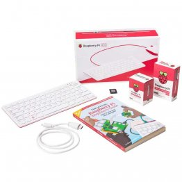 Kit Raspberry Pi 400 All-in-One Personal Computer Kit con Tastiera Italiana
