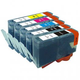 Cartuccia inchiostro Ciano 18ml con Chip compatibile HP 5380,6380,5460,5324.CB323EE