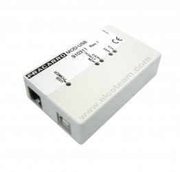 Modulo interfaccia USB/RS232 centrali Defender filare Fracarro MOD-USB