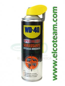 Spray WD-40 Sgrassante 500ml