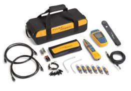 Fluke Networks Microscanner 2 Kit Diagnostica Reti LAN