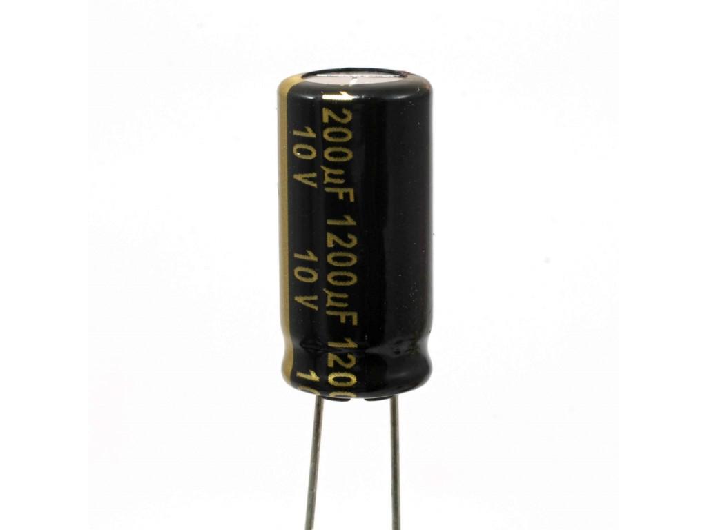 condensatore elettrolitico