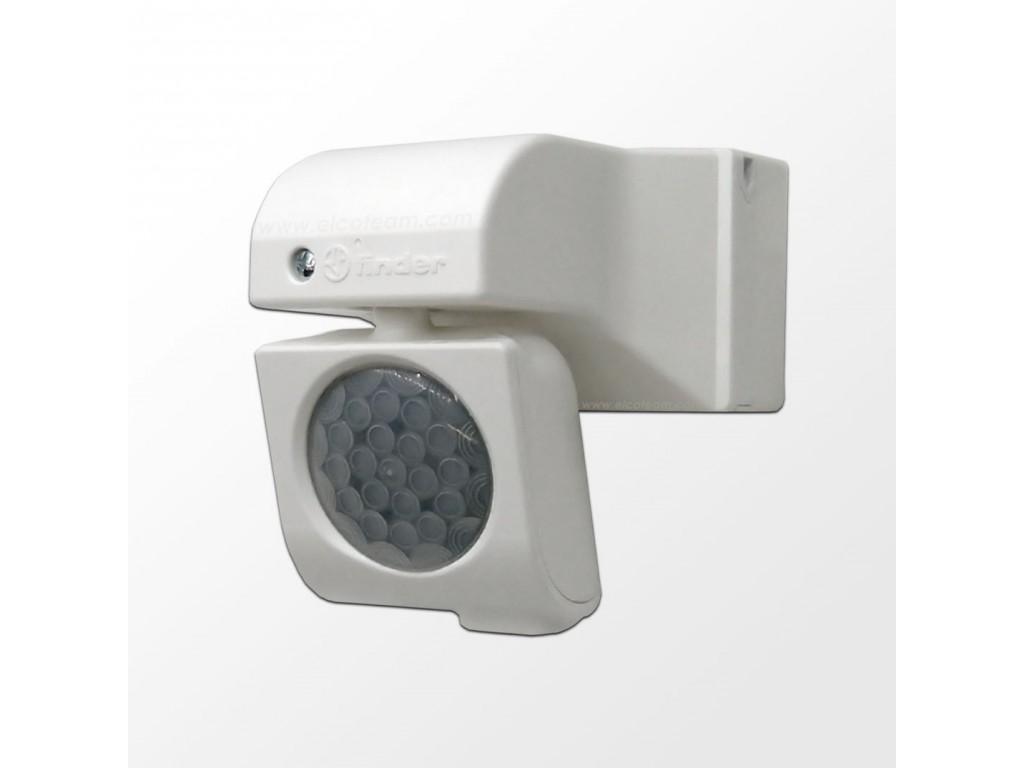 Plafoniera Da Esterno Con Sensore Di Movimento E Crepuscolare : Finder a rilevatore di movimento crepuscolare da