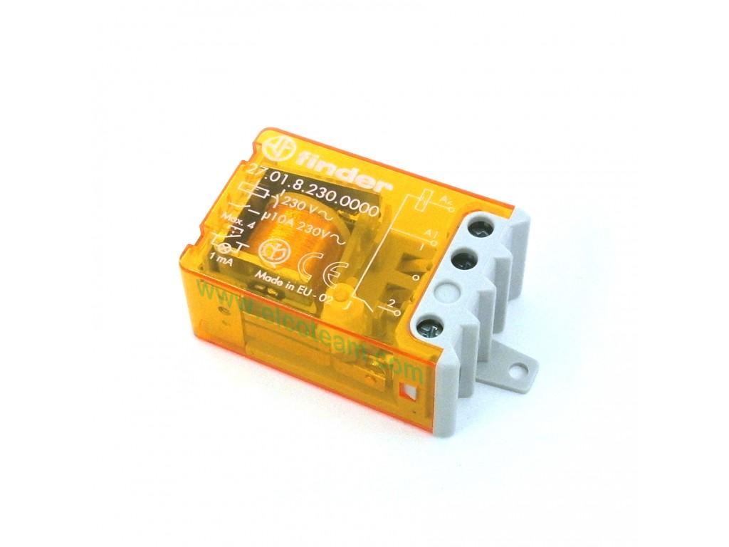 Schema Cablaggio Relè : Per un cablaggio corretto di un quadro elettrico l impianto