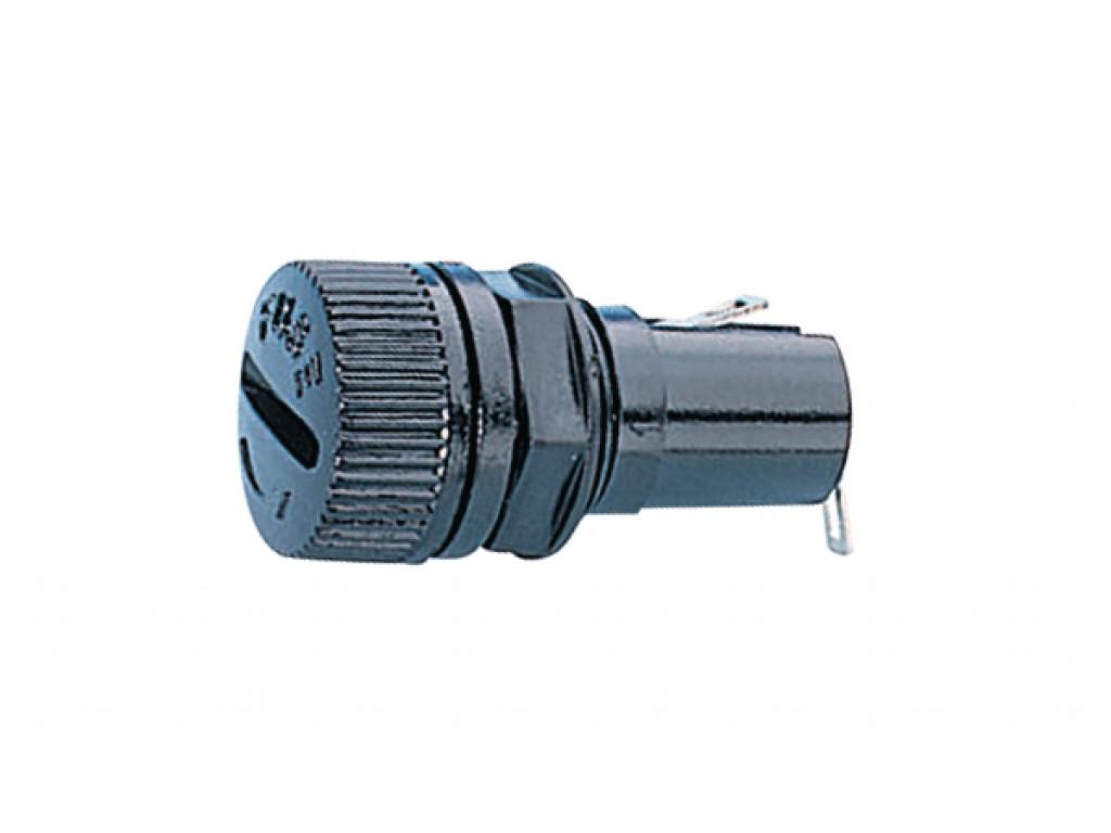 Portafusibile da pannello per fusibili 5x20mm 5x20 mm portafusibili fusibile c