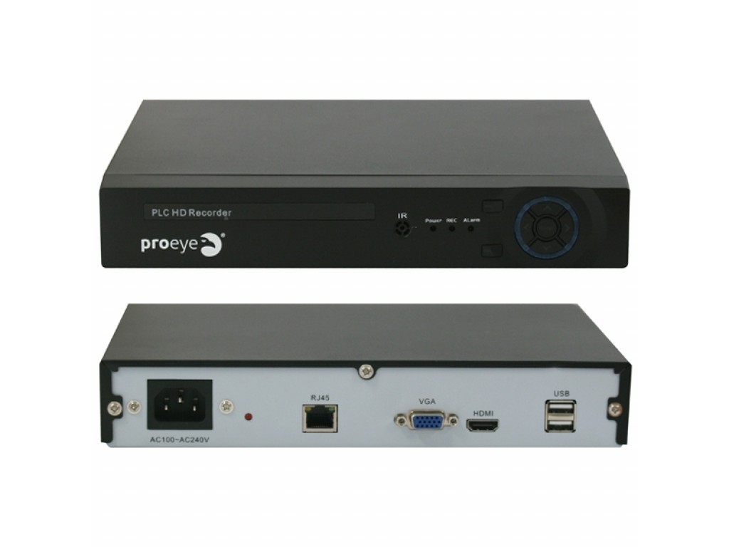 Schema Collegamento Nvr : Kit videosorveglianza plc nvr telecamere ip elcoteam