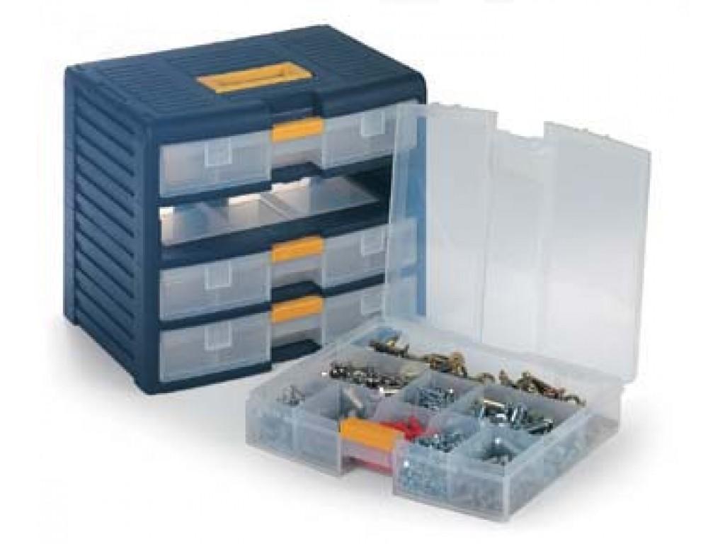 Scale Interne Con Cassetti terry 43002 - cassettiera modulare store-age con cassetti organizer