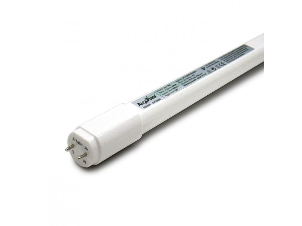 Plafoniera Tubo Led 120 : Tubo led t cm w luce naturale alcapower elcoteam