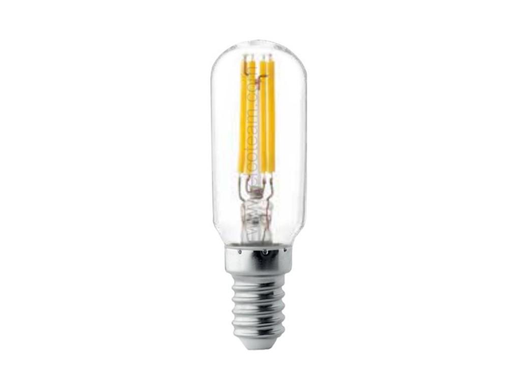 Lampada wire led tubolare 4w attacco e14 per for Lampada tubolare led