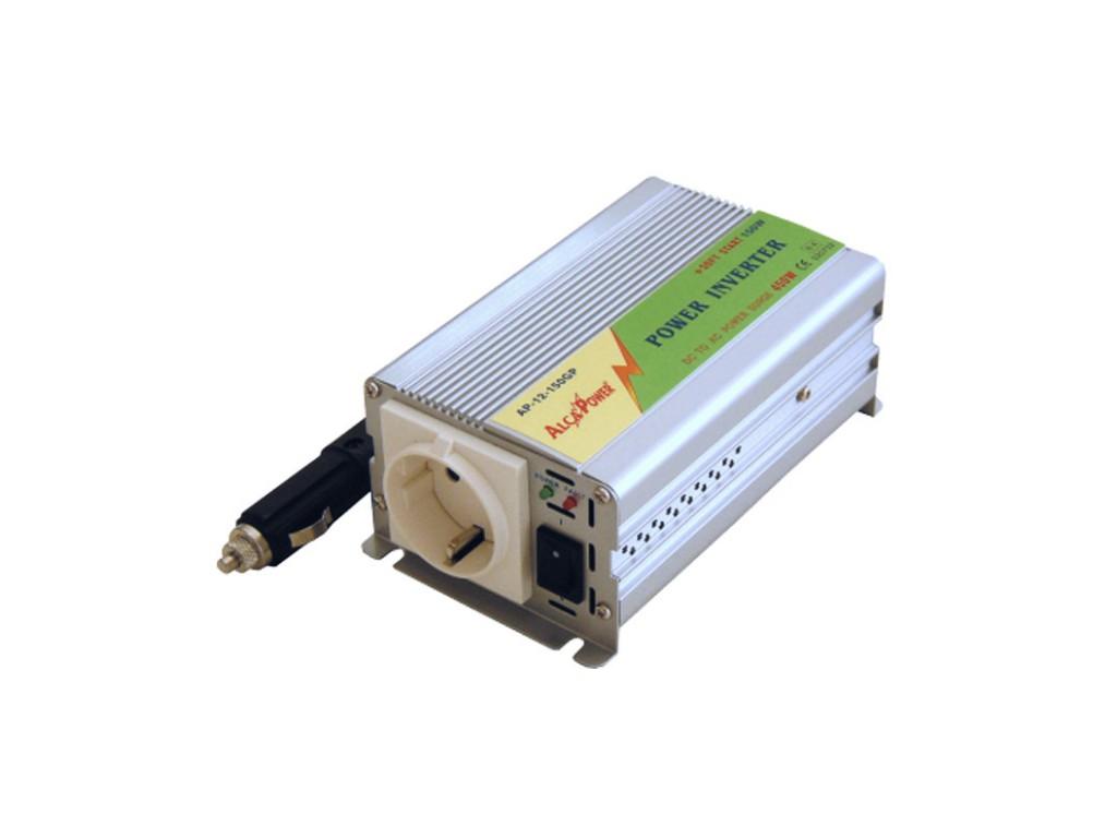 Plafoniere Con Inverter : Alca power ap12 150gp inverter soft start 150 watt 12vdc 230vac