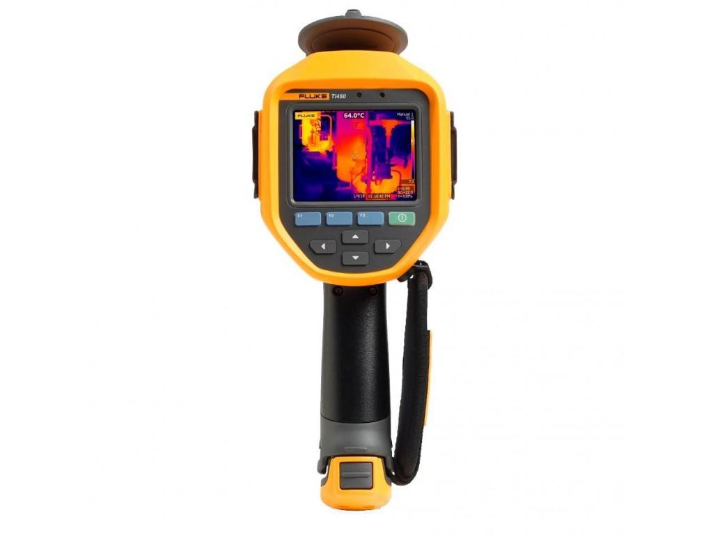 Fluke ti450 termocamera con autofocus multisharp - Termocamera prezzi ...