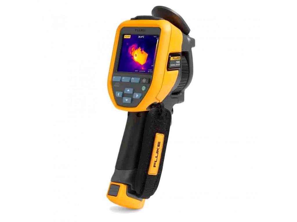 Fluke tis55 termocamera 220x165 con focus manuale - Termocamera prezzi ...