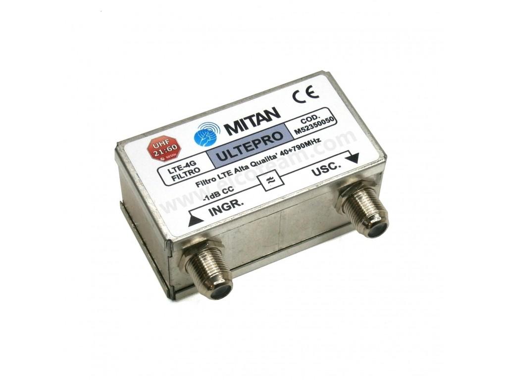 cod 226709 Filtro LTE in-line connettore F Fracarro
