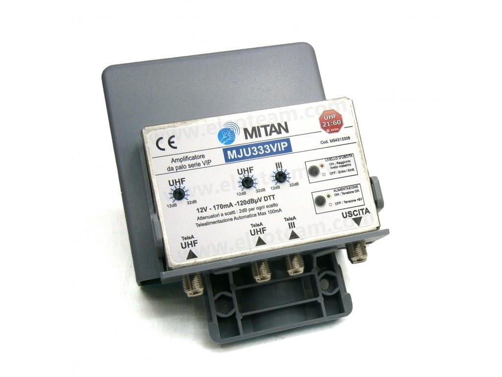 Plafoniere Da Palo : Mitan mju333vip amplificatore da palo 3 ingressi regolazioni