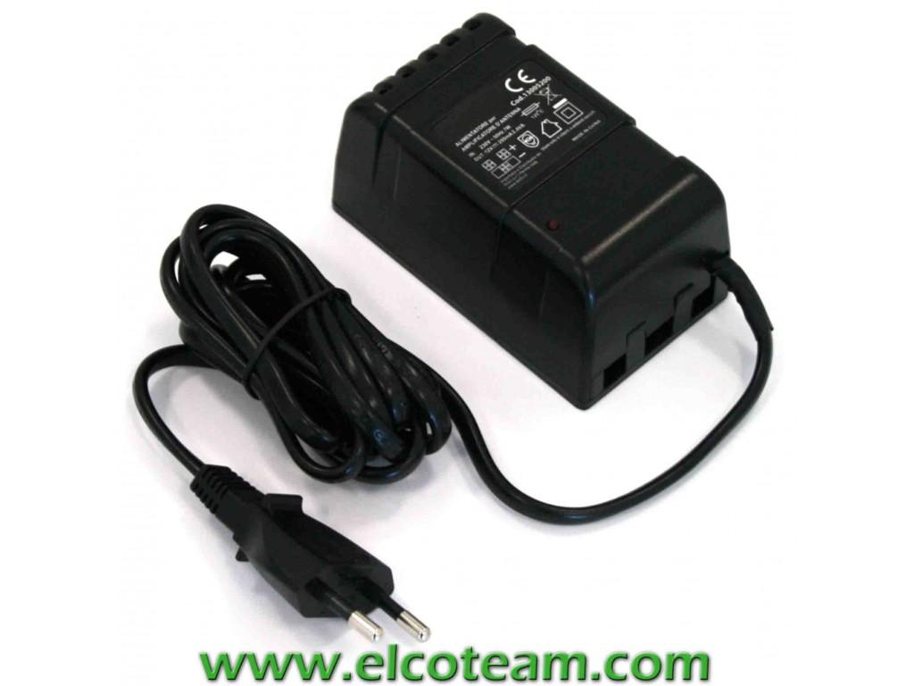 Alimentatore antenna 12v 200ma con led for Alimentatori per led